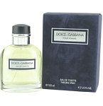 DOLCE & GABBANA by Dolce & Gabbana / EDT SPRAY 4.2 OZ