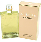 ALLURE by Chanel / EDT SPRAY 3.4 OZ